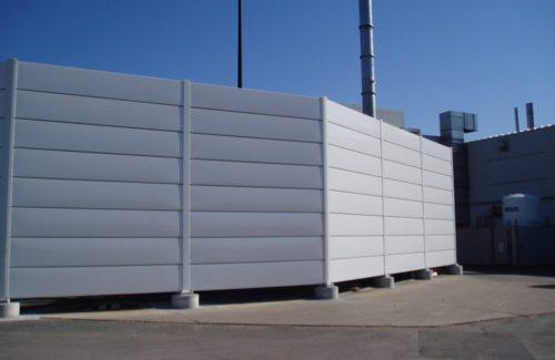 Noise Barrier Walls