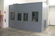 grey noise enclosure