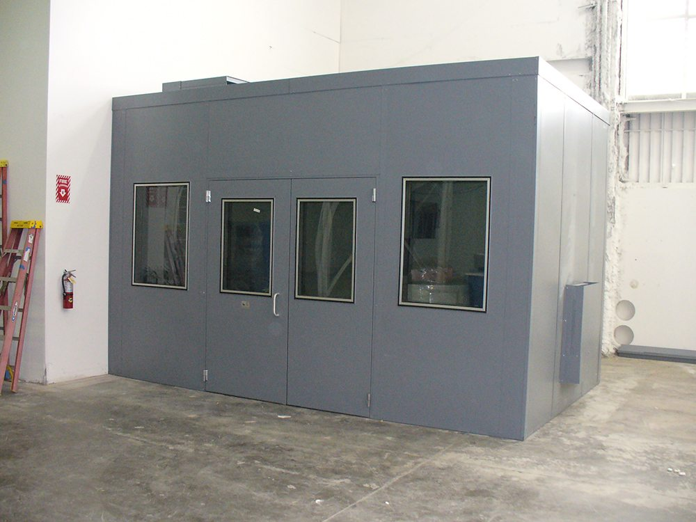 Noise Enclosures Amp Sound Isolation Rooms O Neill