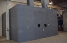 sound isolation enclosure