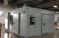 O'Neill noise enclosure