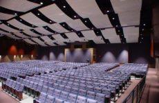 sound reflectors in theatre