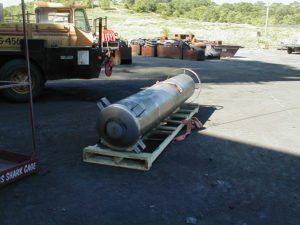 duct sound attenuator