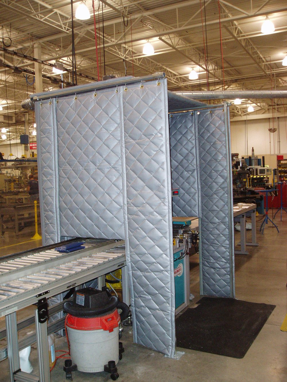 Sound Control Curtains Sound Blankets Custom Noise Solutions