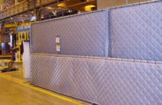 quilted soundproof blankets