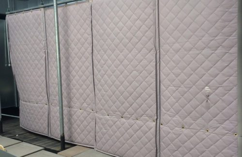 sound curtains