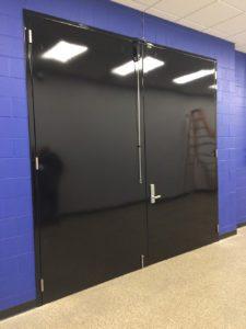 sound doors