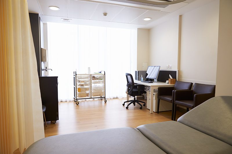Medical Exam Room Soundproofing Soundproofing Hospital