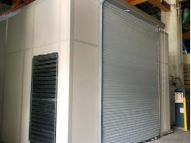 chiller noise enclosure